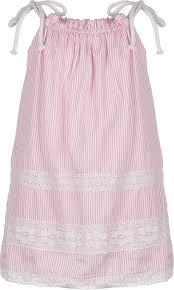 Φόρεμα Pink-white Marasil