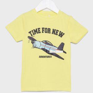 Μπλούζα με αεροπλανάκι Name It