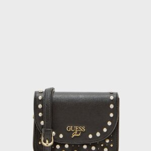 Τσάντα Black Studs Crossbody Guess