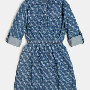 Φόρεμα Denim Guess