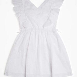 Φόρεμα Broderie Guess