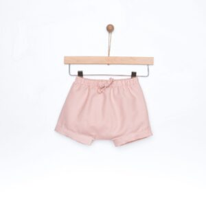 Short Linnen Dusty Pink Yell-oh!!