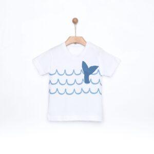 Μπλούζα White Whale Yell-oh!