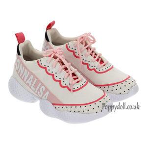 Sneakers Jump Monnalisa
