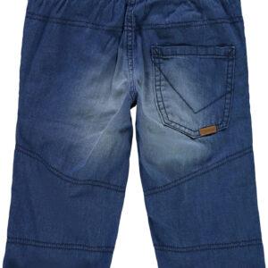 Name It Kurze Jeans Hose Baggy Nkmryan Noos Dark Blue Denim 13153333 02