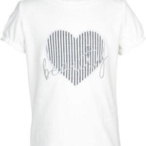 Μπλούζα κοντομάνικη καρδιά Name It