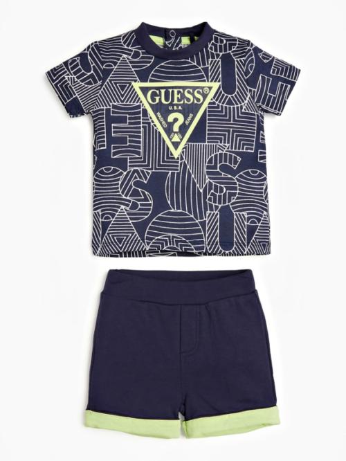 Guess-Bebe-Σετ-T-shirtShort-Αγόρι-I02G00K5M20-FT08_e-dshop-595×793