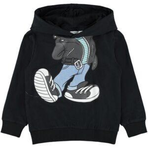 Μπλούζα φούτερ με κουκούλα Mickey By Name It