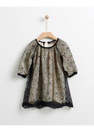 Φόρεμα μαύρη δαντέλα Yell-oh