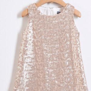 Φόρεμα με παγέτα Yell-oh