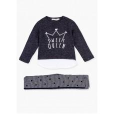 Set 2pcs πουλόβερ με κολάν Losan