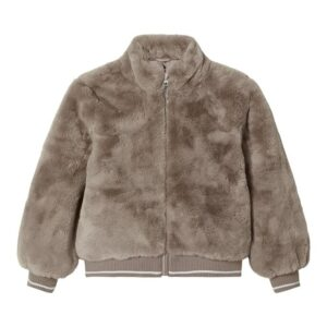 Jacket Bomber Faux Fur Name It