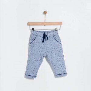 Παντελόνι φούτερ γαλάζιο  Yell-oh