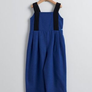 Jumpsuit Blue Yell-oh