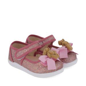 Παπούτσια μπαρέτα Monnalisa