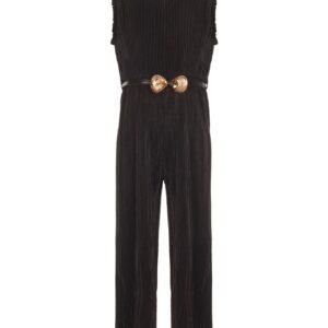 Φόρμα ολόσωμη μαύρη Marasil