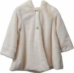 Παλτό γούνινο Off White Two In A Castle