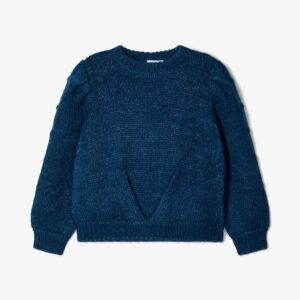 Draped Knitted Jumper Name It