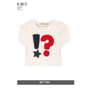 Μπλούζα Μ/Μ EMC