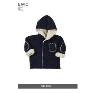 Ζακέτα με εσωτερική γούνα EMC