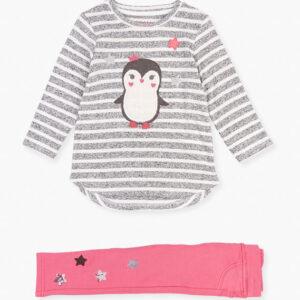 Set 2pcs πουλόβερ με παντελόνι φούτερ Losan