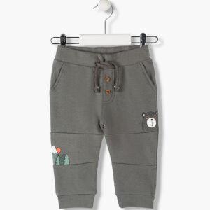 Παντελόνι φούτερ Bear Print Losan