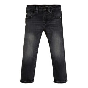 Παντελόνι Black Denim Warm Touch Guess