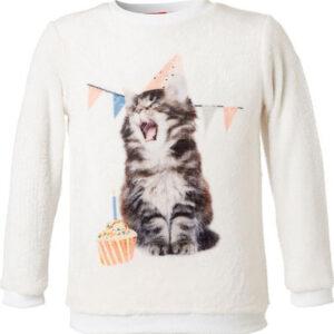 Μπλούζα Fluffy Print Cat Energiers