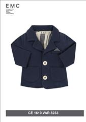 JACKET COTTON BABY BOY EMC