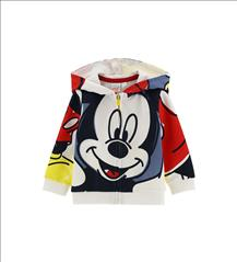 HOODIES ZIP MICKEY BABY BOY ORIG.MARINES
