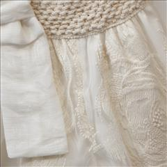 OVERALL SHORT LACE TWO IN A CASTLE