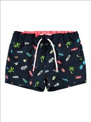 SWIMMWEAR VERMOUDA SUMMER PRINT BOY NAME IT