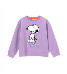 FOUTER SPRING SNOOPY 2CLRS GIRL ORIG.MARINES