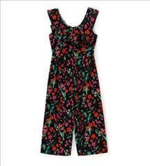 OVERALL 2CLRS FLORAL GIRL ORIG.MARINES