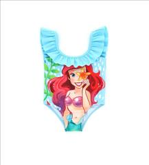 SWIMMWEAR BODY 2CLRS ARIEL/MINNIE BABY GIRL ORIG.MARINES