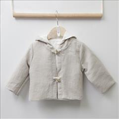 JACKET CANVAS BEBE TWO IN A CASTLE