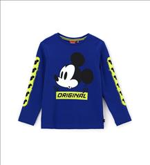 T-SHIRT K/M MICKEY 2CLRS BOY ORIG.MARINES