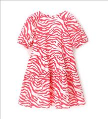 DRESS 2CLRS ZEVRA GIRL ORIG.MARINES