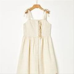 DRESS NATURAL LUREX YELL-OH