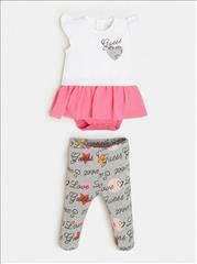 SET BODY DRESS-LEGGING BABY GIRL GUESS