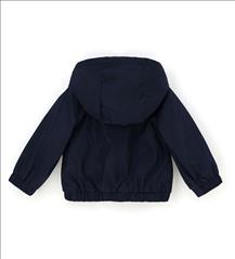 JACKET SPRING 2CLRS WITH RUFFLE DETAILS GIRL ORIG.MARINES