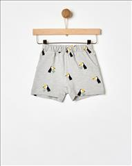 SHORT COTTON TOUCAN BABY YELL-OH