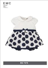 OVERALL-DRESS POUA BABY GIRL EMC