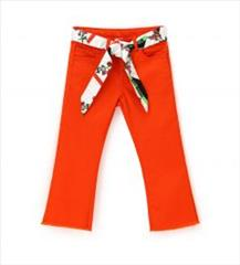 TROUSER WITH BELT 2CLRS GIRL ORIG.MARINES