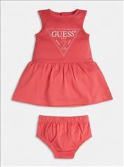 DRESS BABY GIRL GUESS