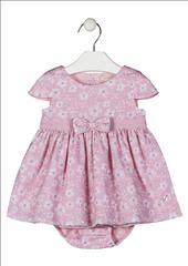 DRESS FLOWER PRINT BABY GIRL LOSAN