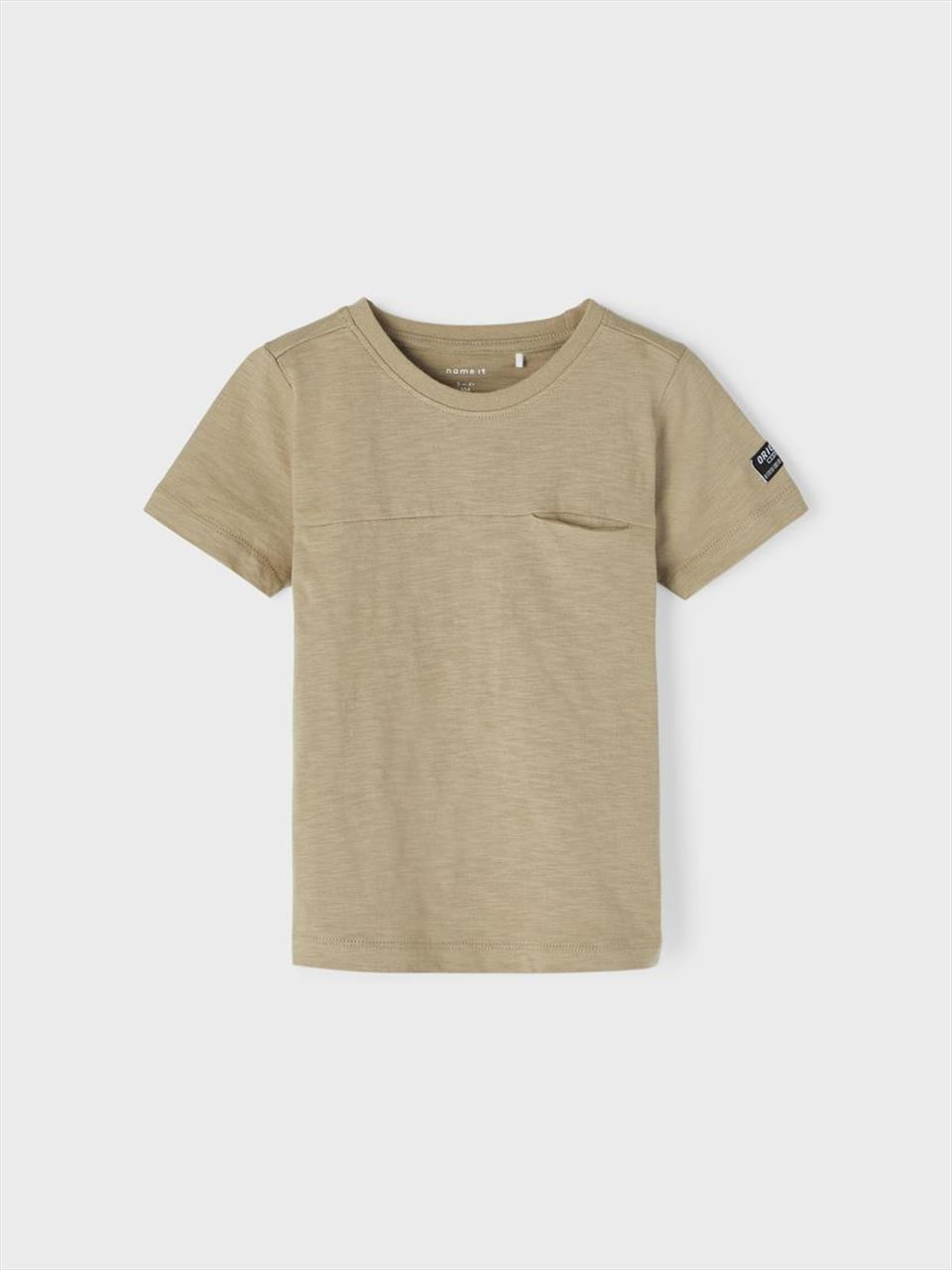 T-SHIRT 2COL BASIC BY NAME IT