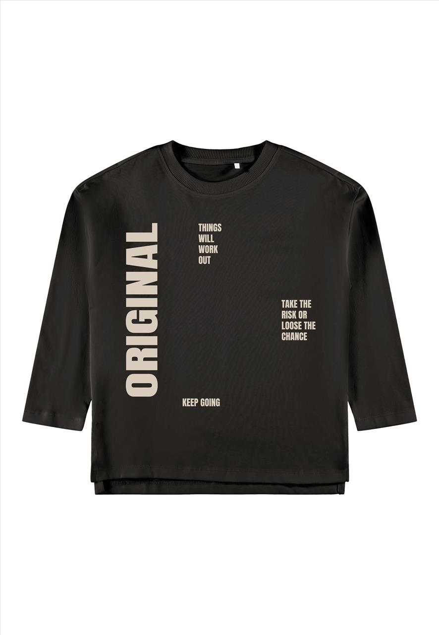 T-SHIRT M/M 2COL BY NAME IT