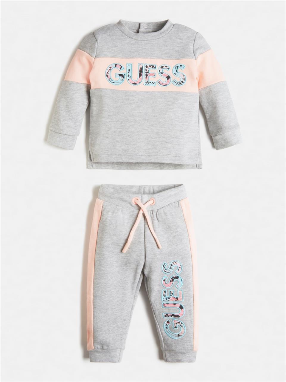 SET ΦΟΡΜΑ BABY GIRL GUESS